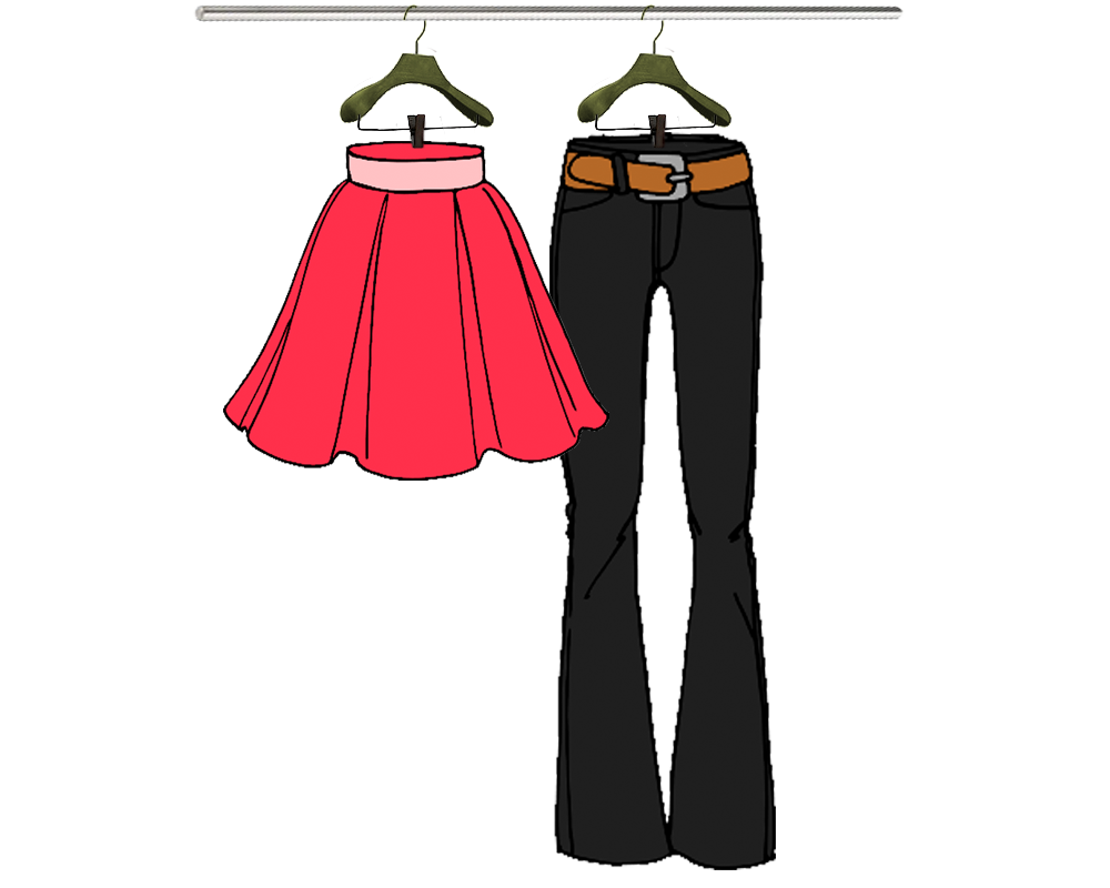 Skirts & trousers