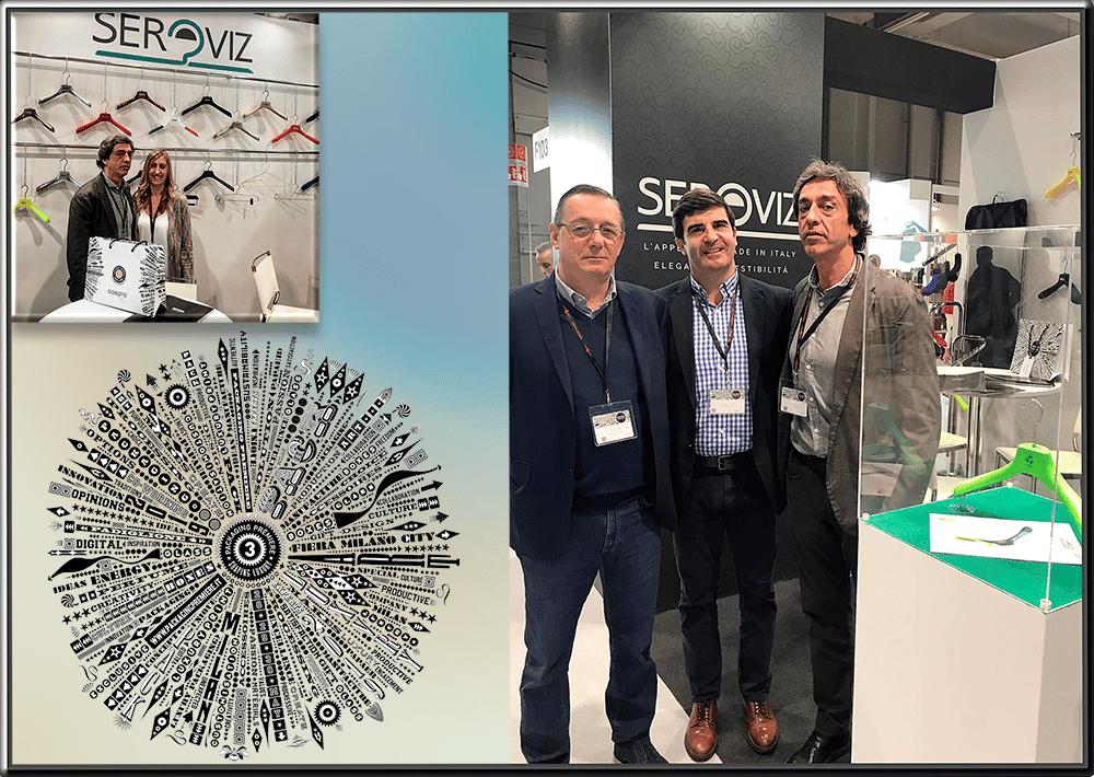 Serviz-Ibérica expone en la feria de packaging de Luxury-Italia