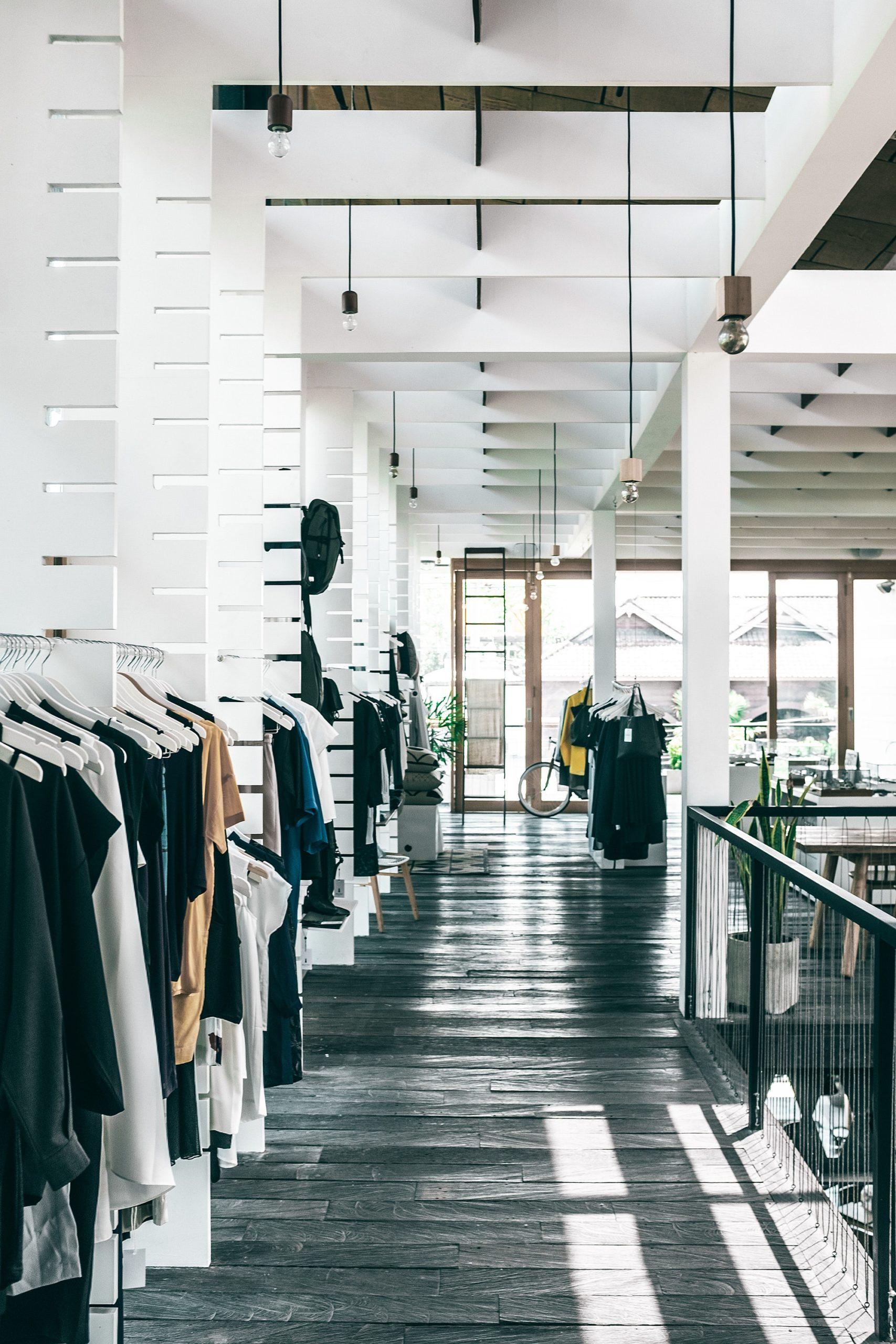 Organiza tu tienda con los mejores diseños de pechas